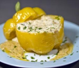 Peperone Quinoa
